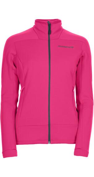 Norrøna W's Falketind Power Stretch Jacket Grafitti Pink
